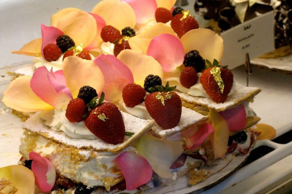 Dessert Place In San Diego  San Diego Desserts & Bakeries 10Best Restaurant & Bakery