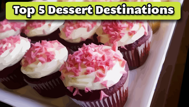 Dessert Place In San Diego  Published on December 17th 2012