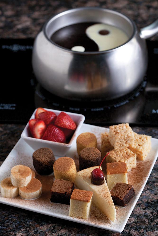 Dessert Places In Austin  Melting Pot Austin Fine Fondue Restaurants in Austin TX