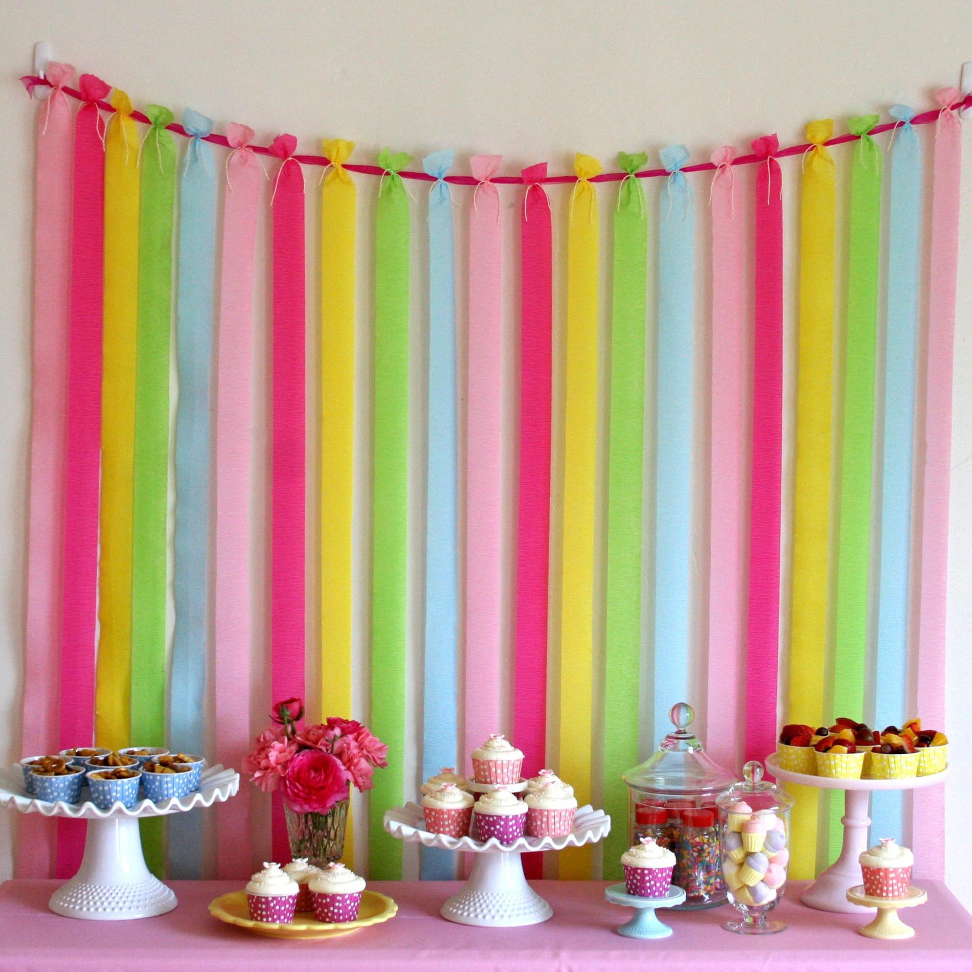 Dessert Table Backdrop  Pretty Party Backdrop – Glorious Treats