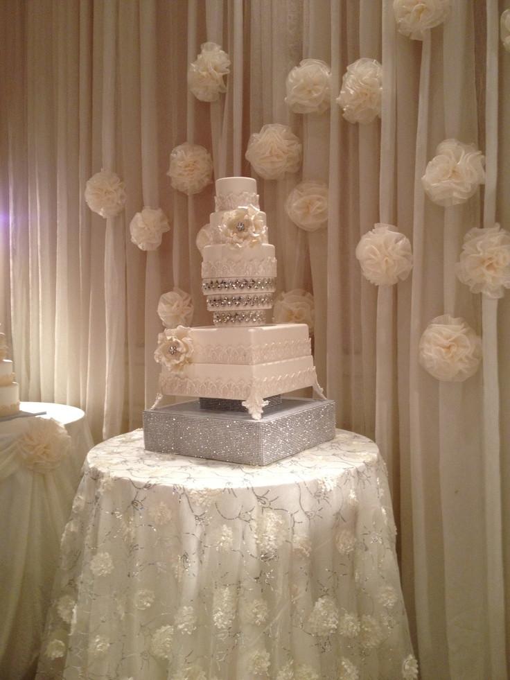 Dessert Table Backdrop  Wedding Cake Backdrop