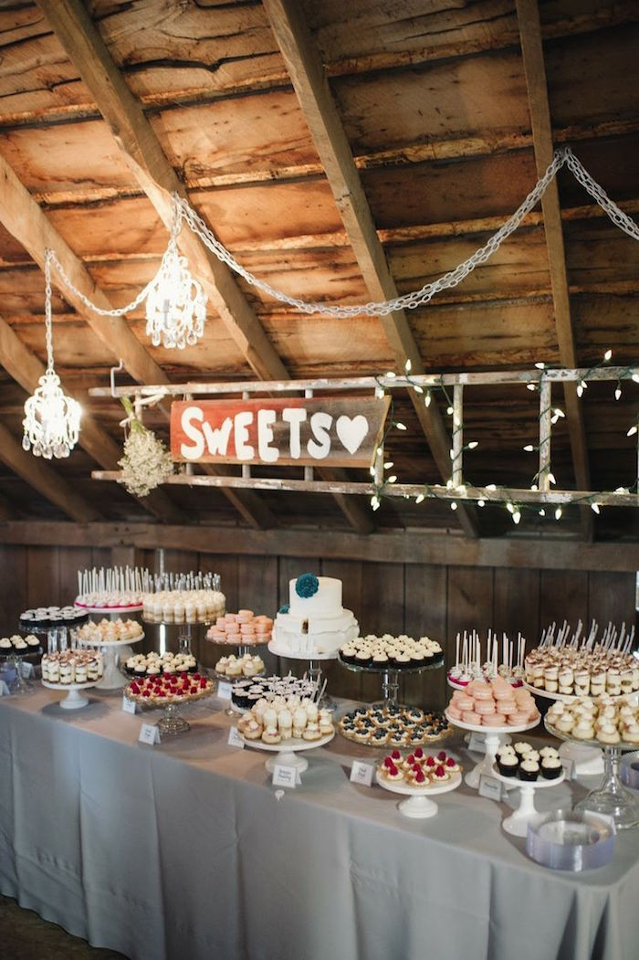 Dessert Table Wedding  Wedding Dessert Table Ideas MODwedding