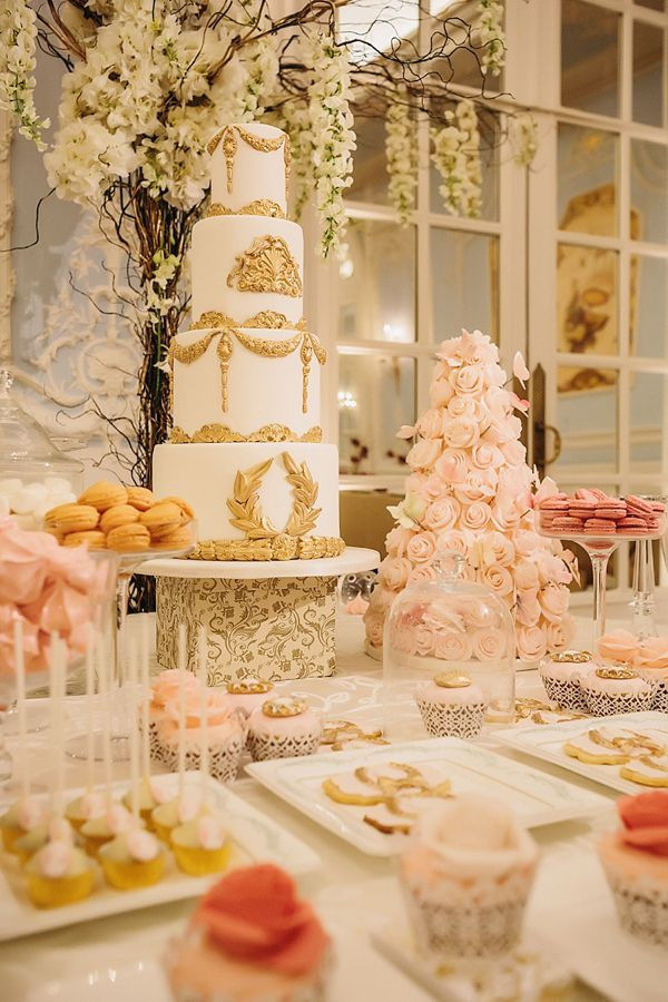 Dessert Table Wedding  10 Divine Dessert Table Ideas