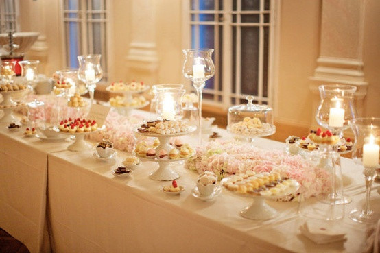 Dessert Table Wedding  Katrina de Pola Dessert Tables