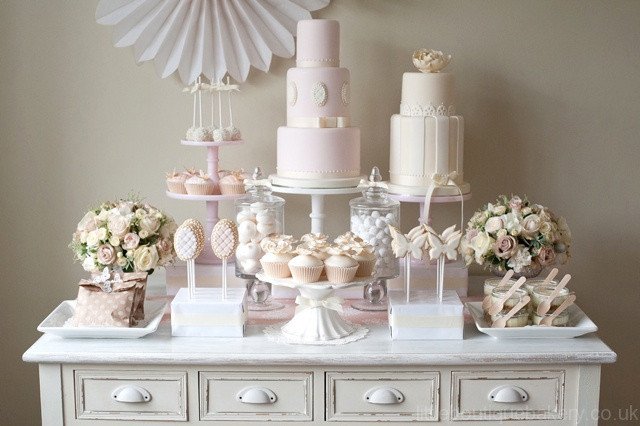 Dessert Table Wedding  Sweet Table Styling – Cake Geek Magazine – Cake Geek Magazine