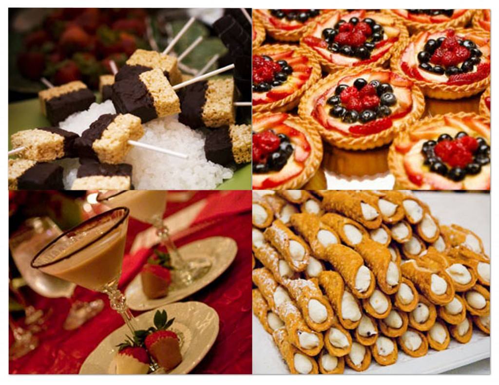Dessert Wedding Reception  The Wedding What Should You Serve at a Desserts ly