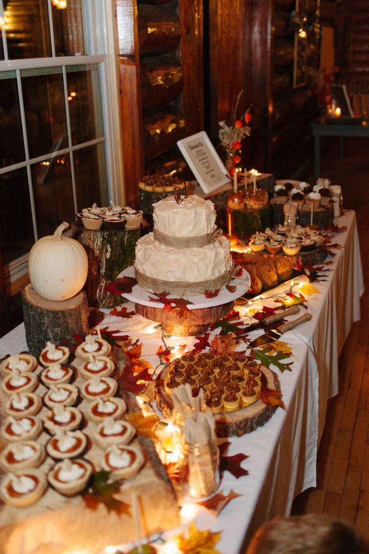Dessert Wedding Reception  Best 25 Rustic wedding desserts ideas on Pinterest