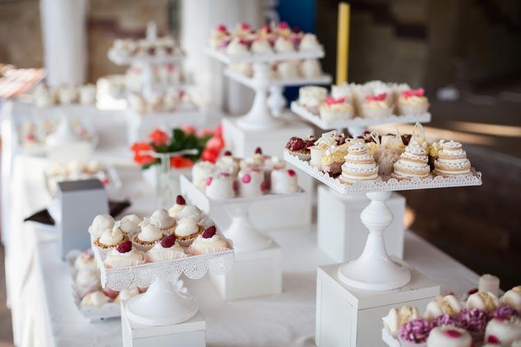 Dessert Wedding Reception  24 Sweet Small Bites For a Dessert Reception Wedding for