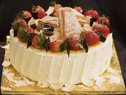 Desserts By Gerard  Desserts by Gerard Gallery