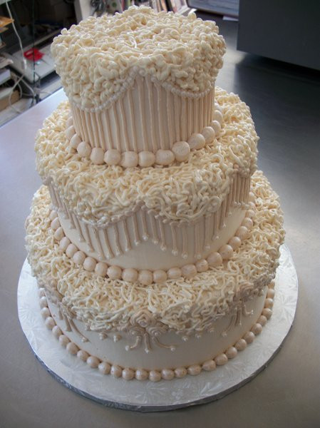 Desserts By Rita  Desserts By Rita Havre de Grace MD Wedding Cake