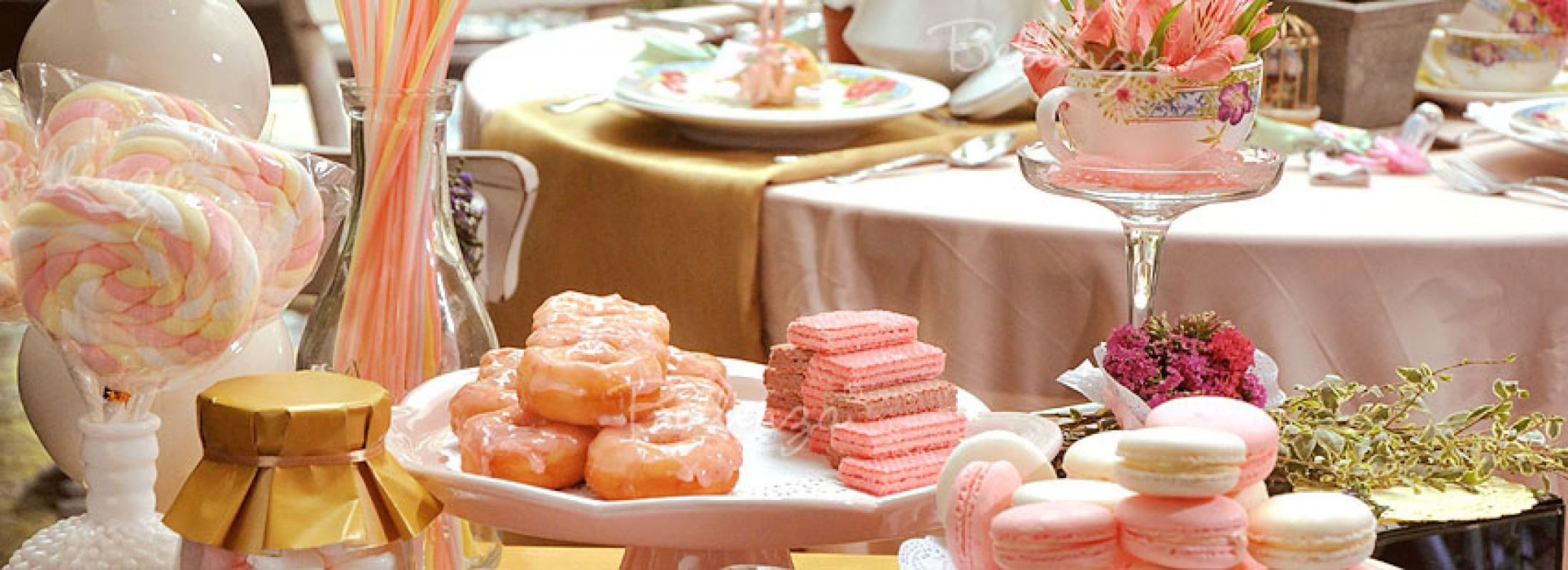 Desserts For Baby Shower  Oh Sweet Baby A Dessert Table for a Summer Baby Shower