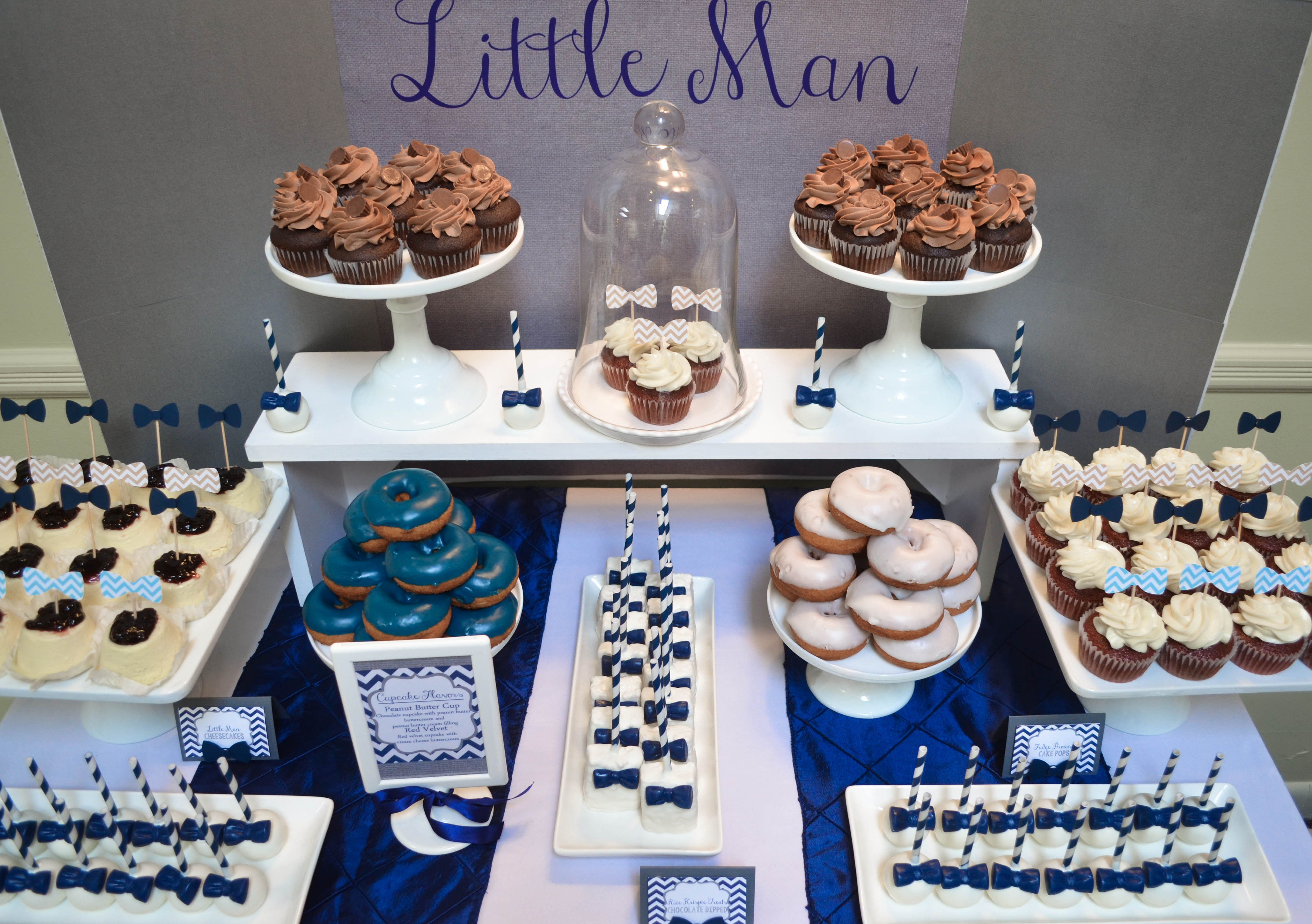 Desserts For Baby Shower  Candy and Dessert Tables by CW distinctive DESIGNS Brick