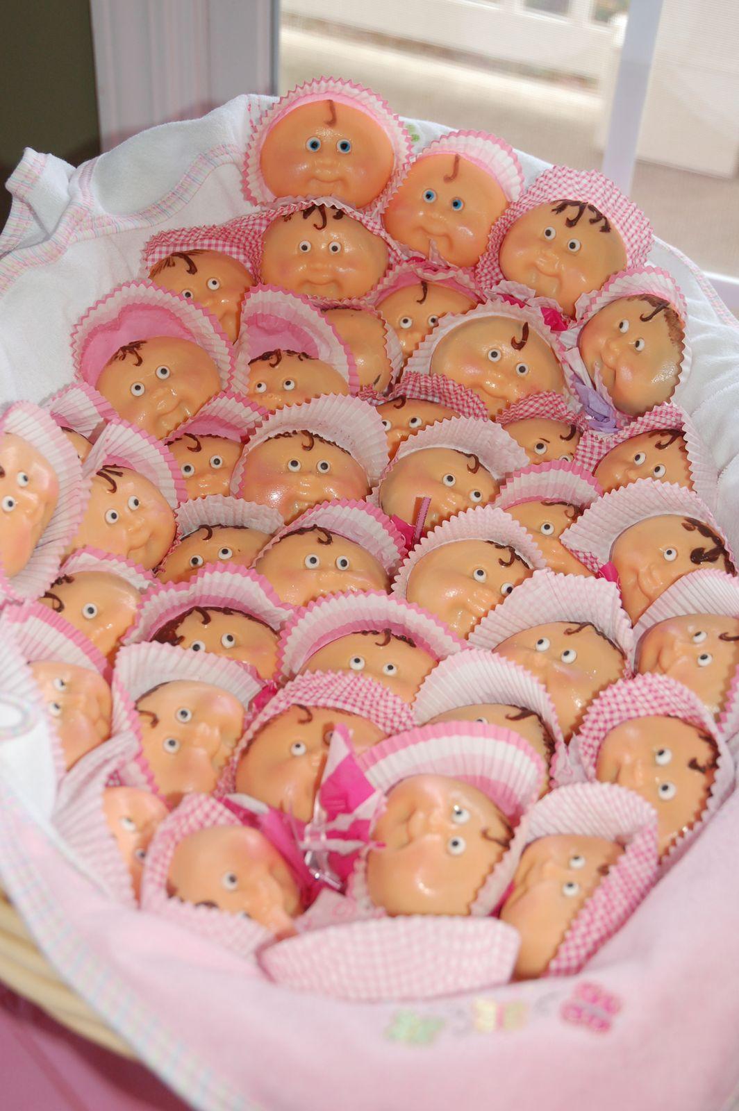 Desserts For Baby Shower  Amazing Dessert Recipes Baby Shower Desserts Part 1
