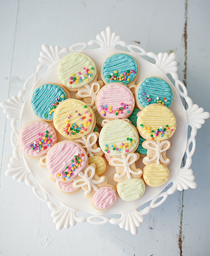Desserts For Baby Shower  Vintage Baby Shower Ideas & Desserts Book Giveaway Party