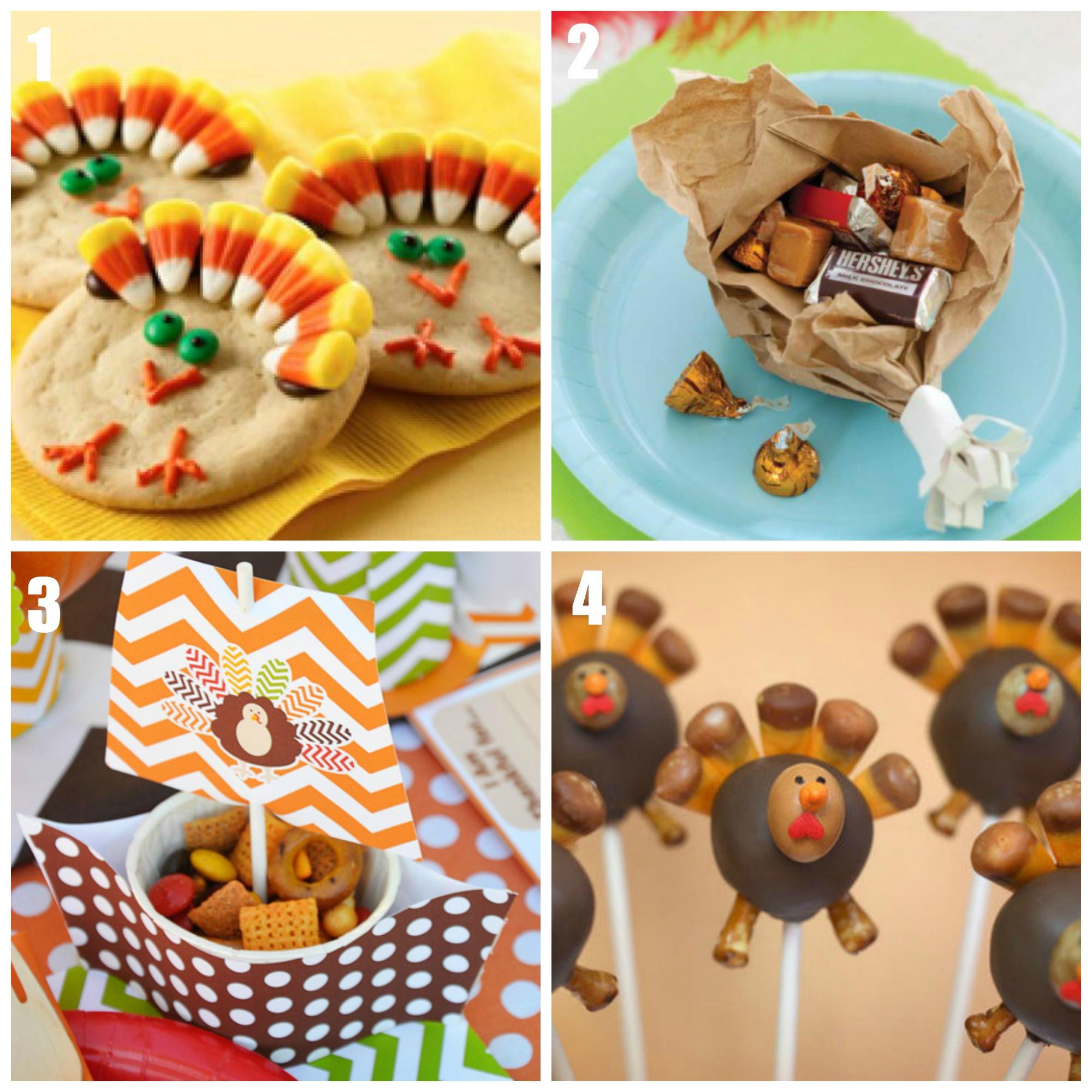 Desserts For Kids  Thanksgiving Desserts for Kids