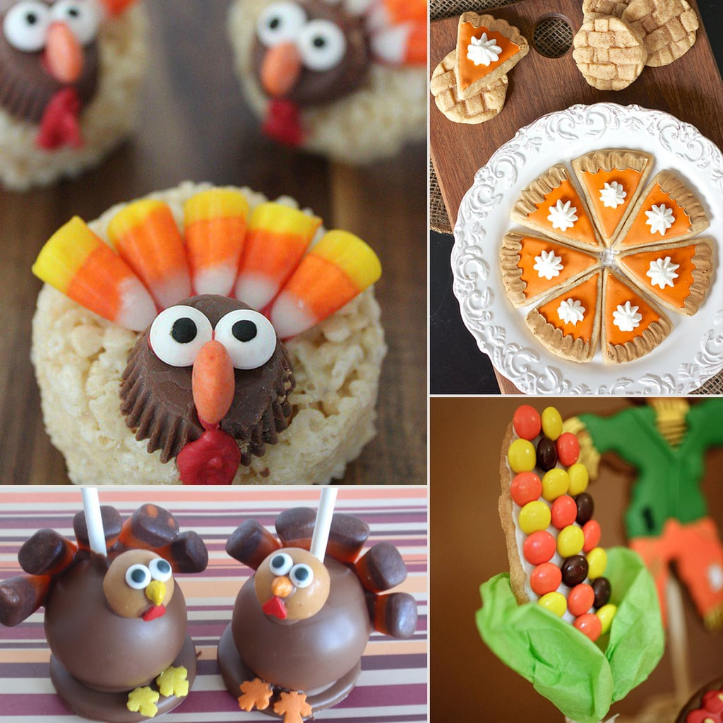 Desserts For Kids  of Thanksgiving Desserts For Kids