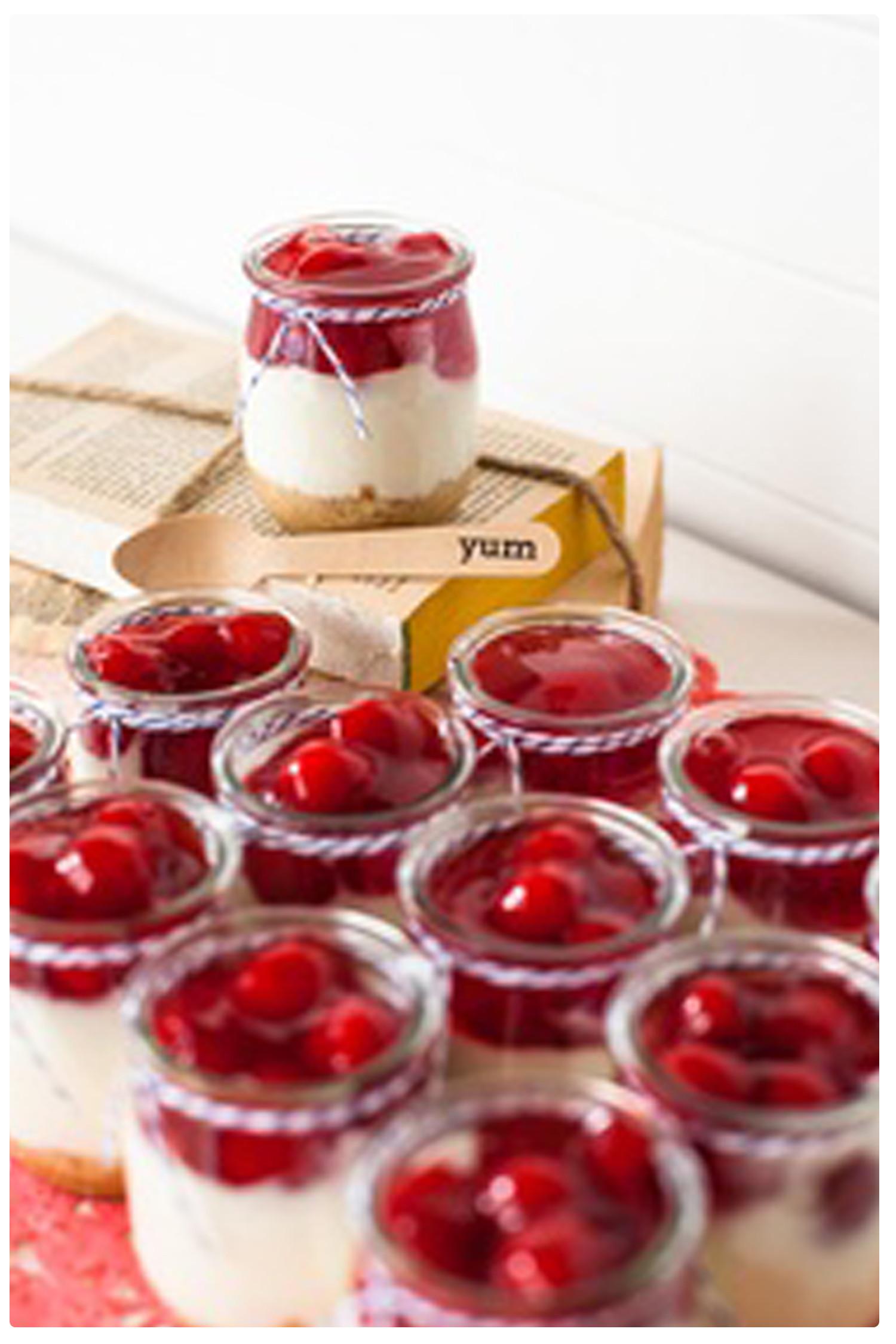 Desserts In Mason Jar  Some Inspirational Style Ideas Using Mason Jars