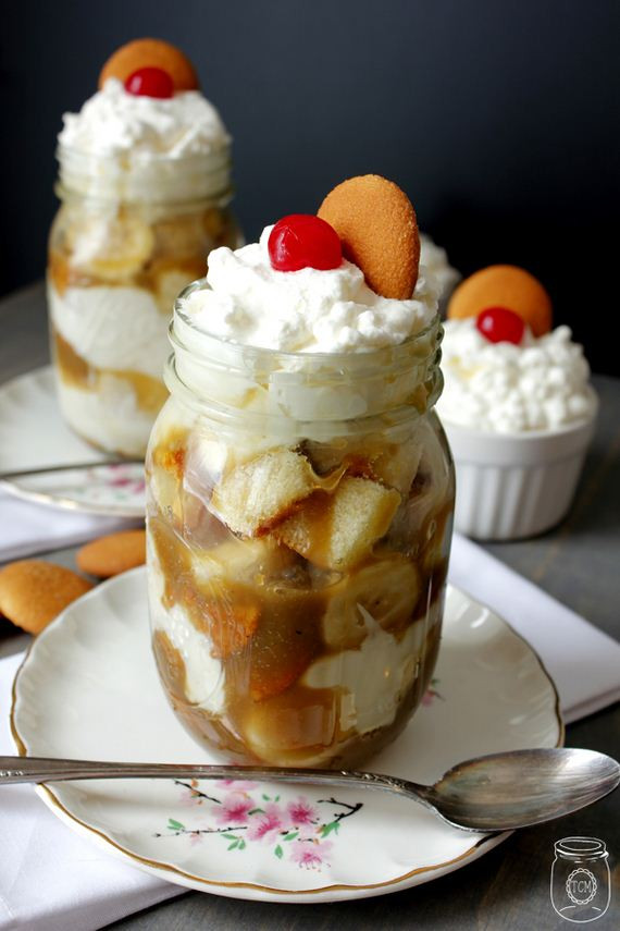 Desserts In Mason Jar  Delicious Mason Jar Desserts