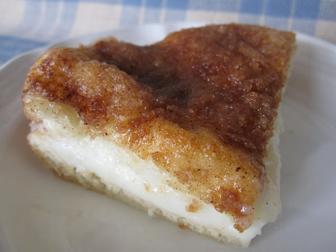 Desserts Made With Cream Cheese  cream cheese squares