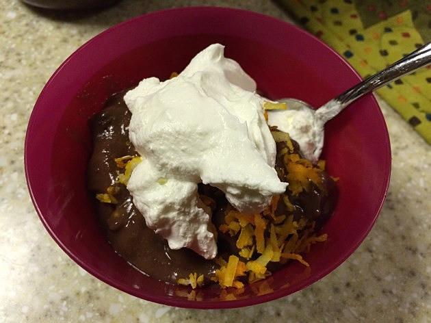 Desserts That Go With Chili  Dessert Chili Ambush with Midday Michelle [VIDEO]