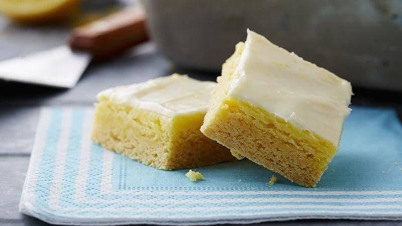 Desserts That Start With A  Lemon Cake Mix Desserts BettyCrocker