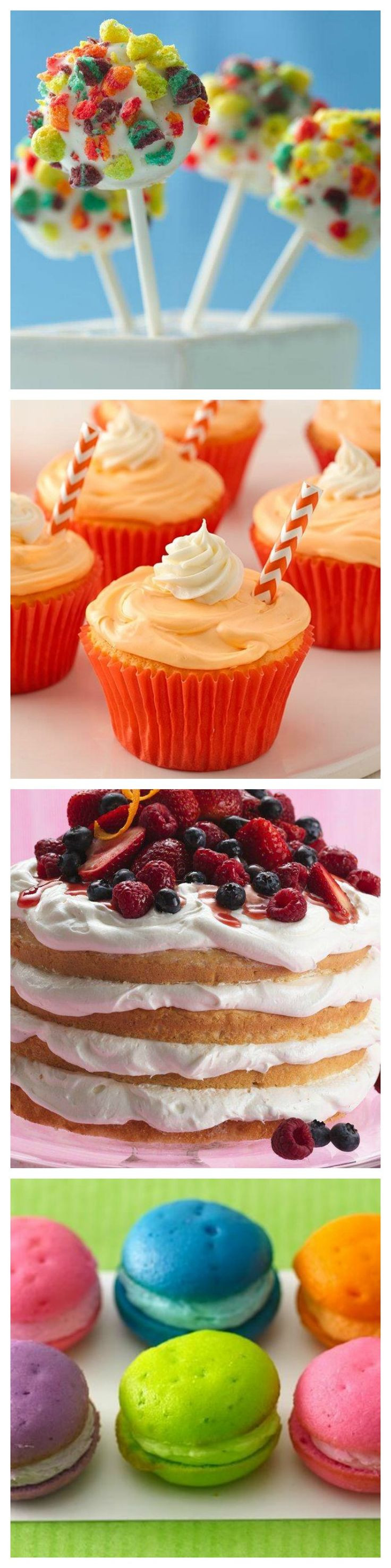 Desserts That Start With A  9 Killer Desserts that Start with White Cake Mix