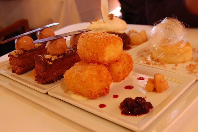 Desserts That Start With A  dessert tour