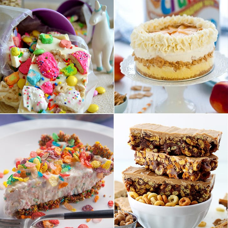 Desserts That Start With C  Cereal Dessert Recipes