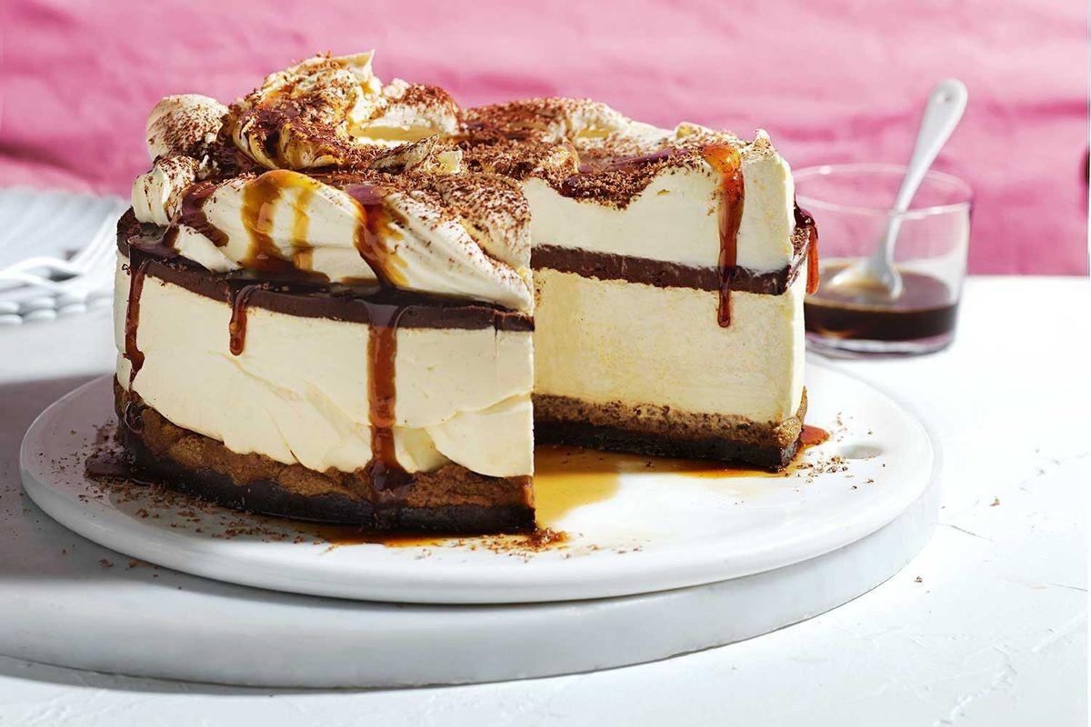 Desserts That Start With C  Tiramisu cheesecake recipe the ultimate dessert twist