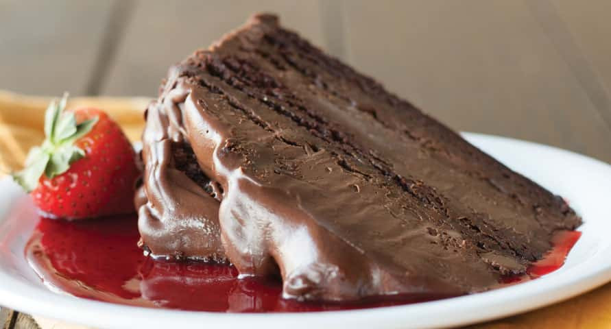 Desserts That Start With C  Chocolate Spoon Cake