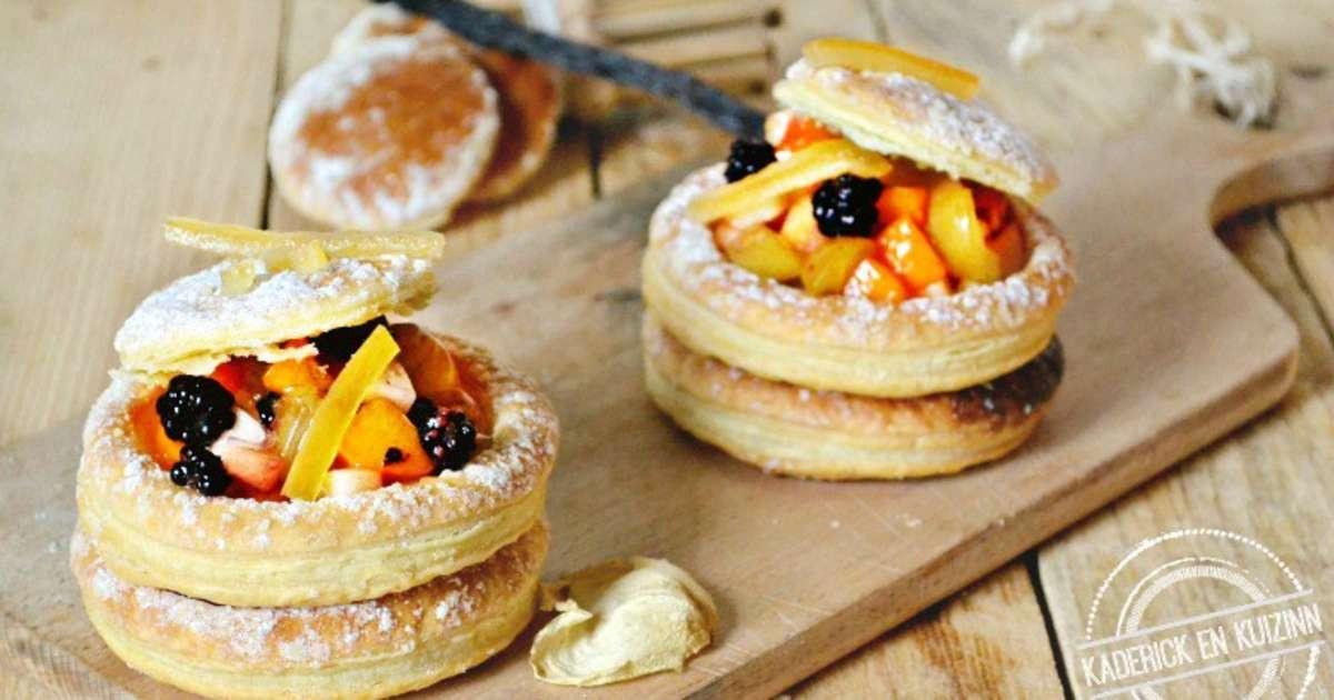 Desserts That Start With H  Recettes de vol au vent et de dessert