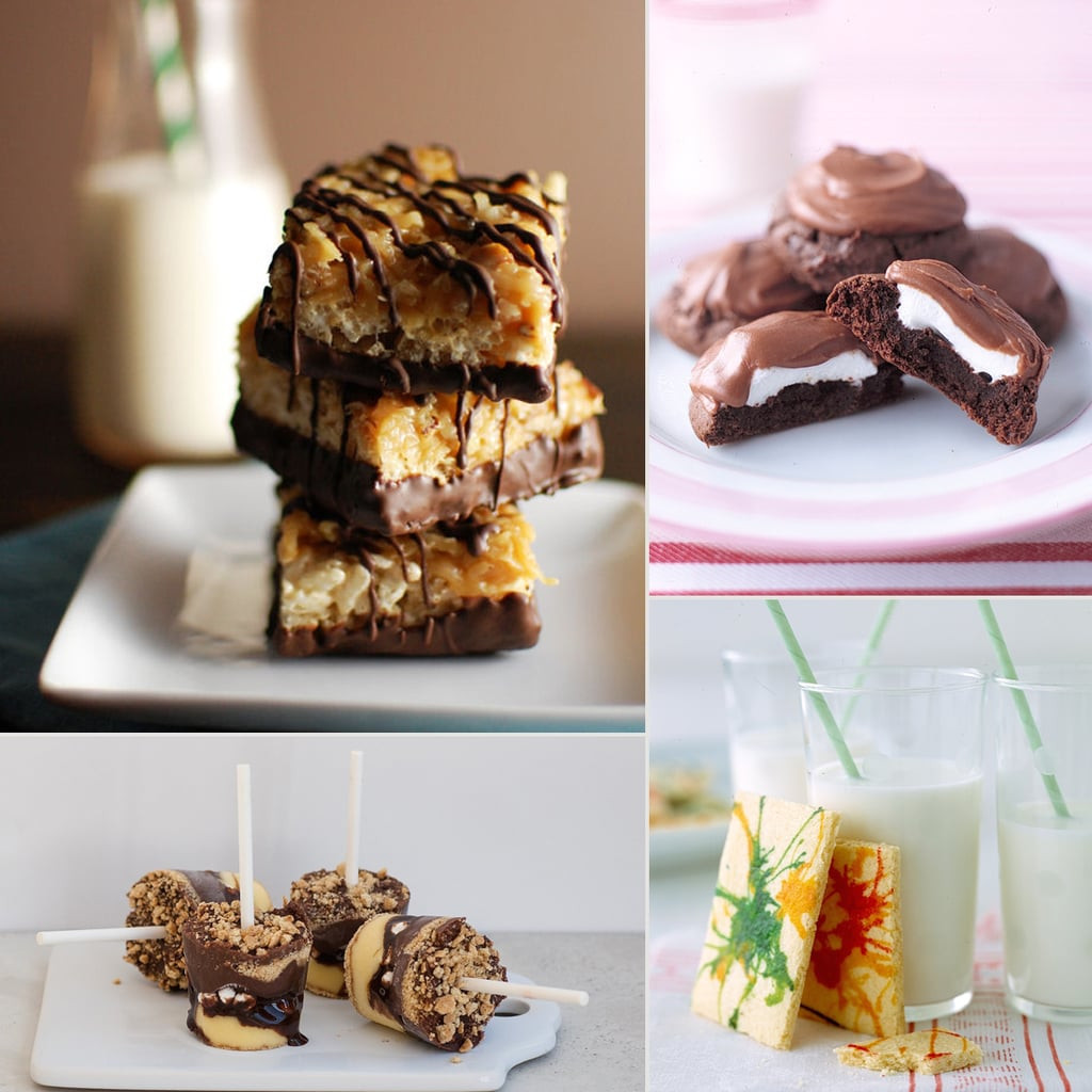 Desserts That Start With N  Desserts That Kids Can Help You Make