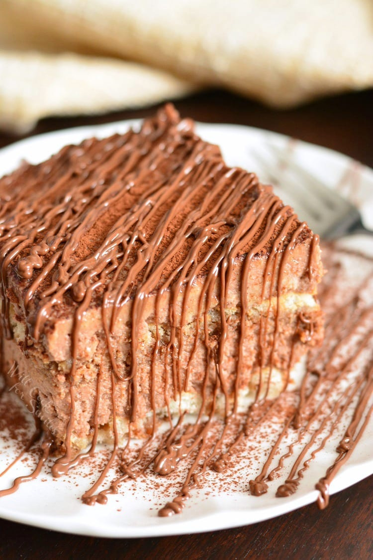 Desserts That Use A Lot Of Eggs  Easy Nutella Tiramisu No Egg Will Cook For Smiles