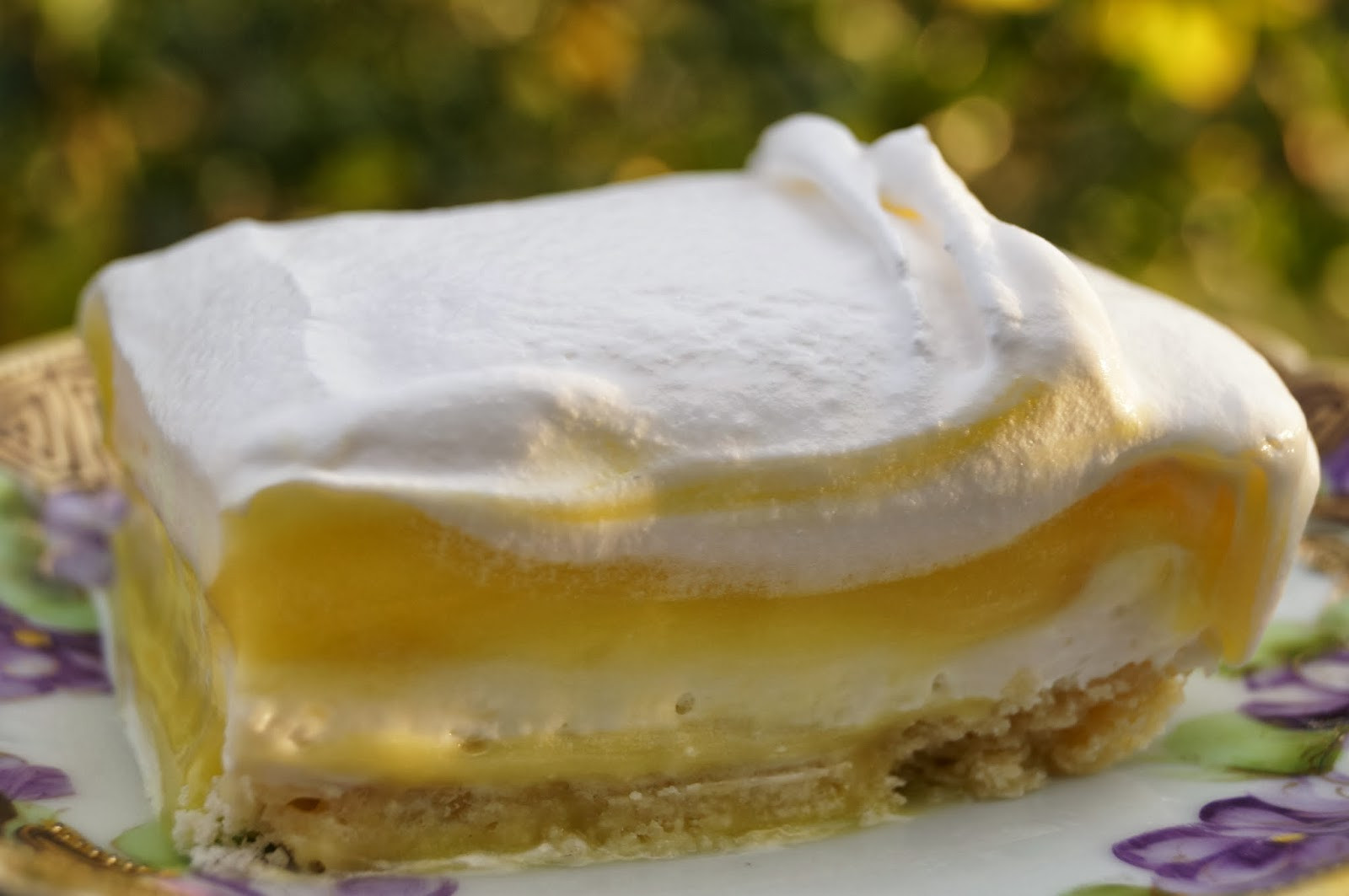 Desserts To Make With Cream Cheese  Ally s Sweet and Savory Eats Lemon Cream Cheese Dessert
