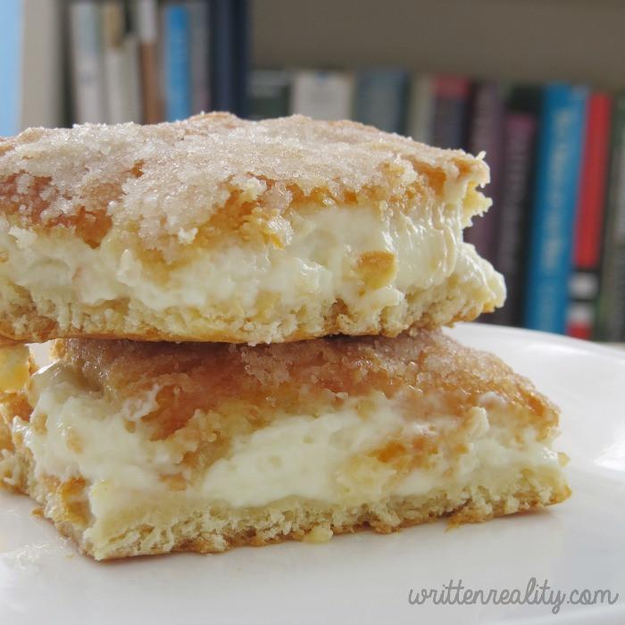 Desserts To Make With Cream Cheese  Lemon Cream Cheese Bars Written Reality