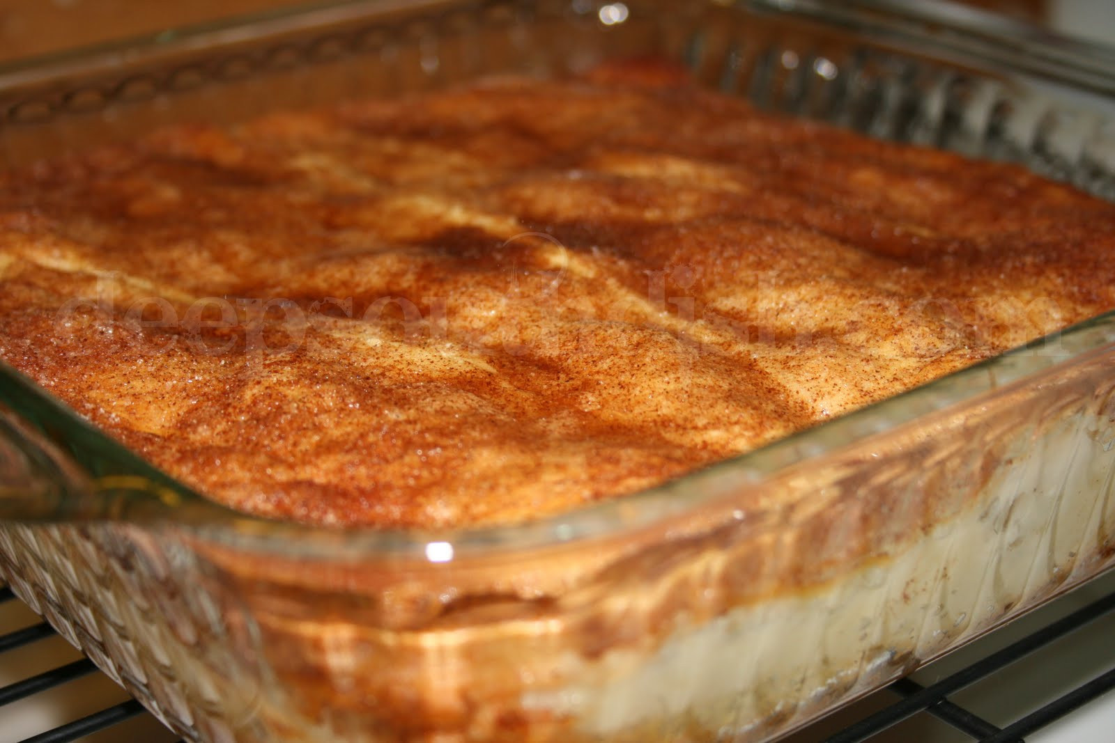 Desserts To Make With Cream Cheese  Deep South Dish Apple and Cream Cheese Crescent Squares