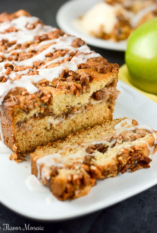 Desserts To Make With Cream Cheese  Check out Apple Pecan Cream Cheese Cake It s so easy to