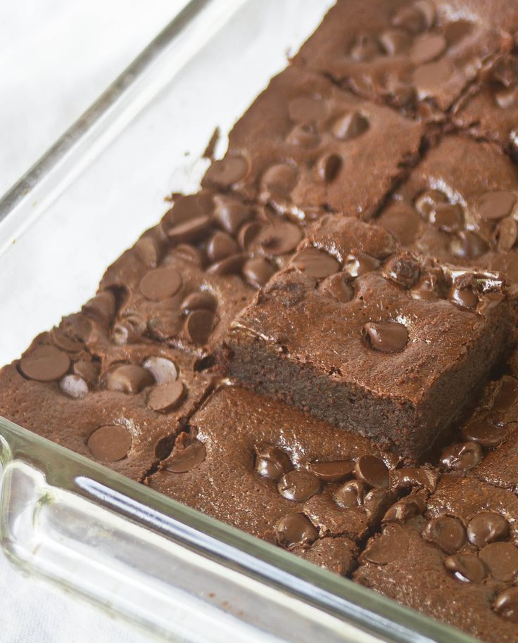 Desserts With Cocoa Powder  Almond Flour Brownies The Wannabe Chef