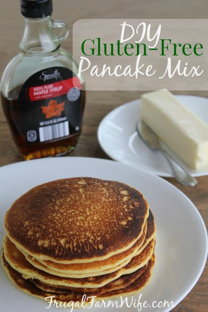 Desserts With Pancake Mix  17 Best images about Gluten free on Pinterest