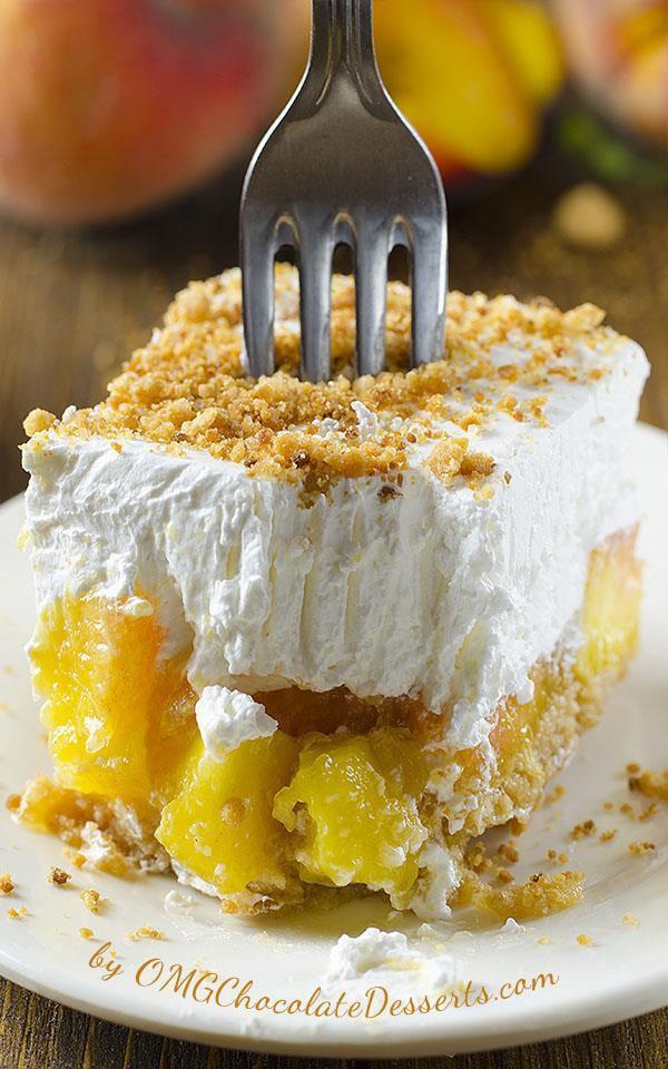 Desserts With Peaches  Fresh Peach Delight