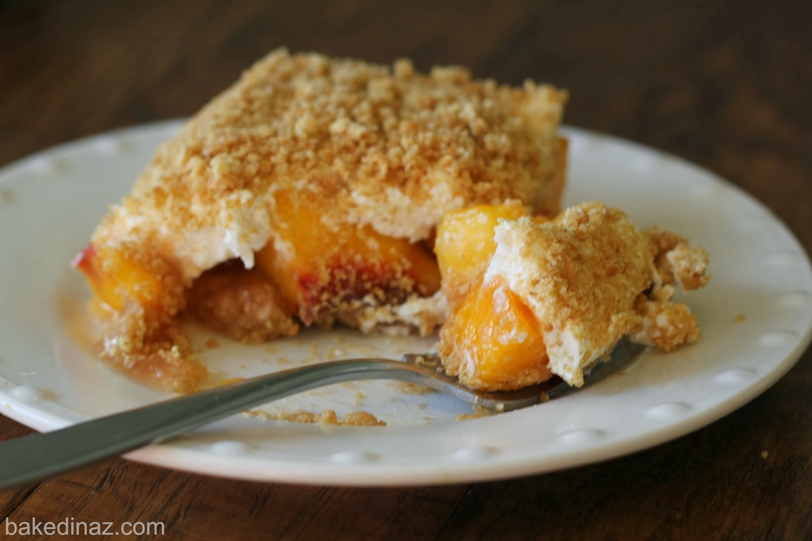 Desserts With Peaches  Fresh Peach Dessert