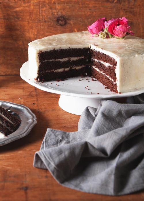 Devil'S Food Cake Recipe  devil s food cake on Tumblr