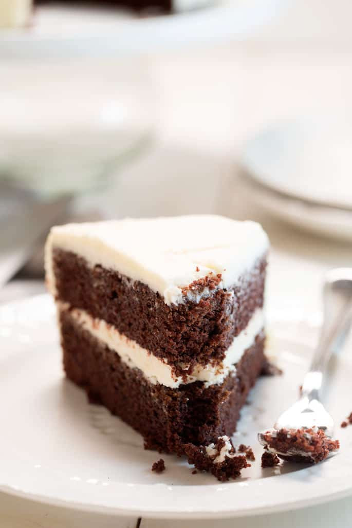 Devil'S Food Cake Recipe  Gluten Free Devil s Food Cake—with Video How To