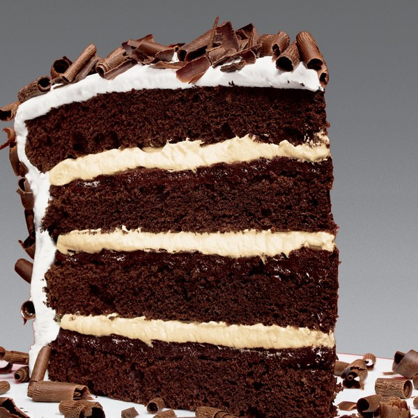 Devil'S Food Cake Recipe  Devil s Food Cake with Peppermint Frosting recipe