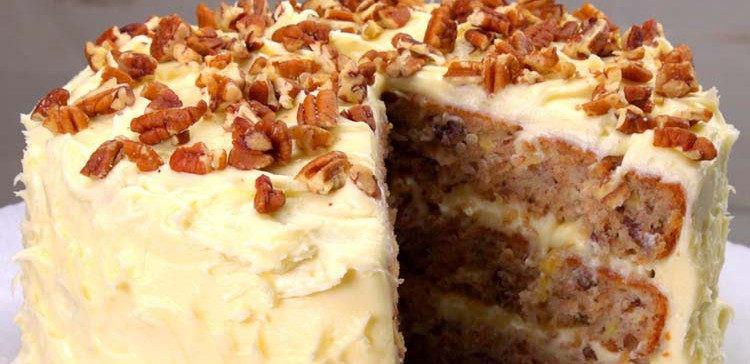 Devil'S Food Cake Recipe  Hummingbird Cake Recipe & Video