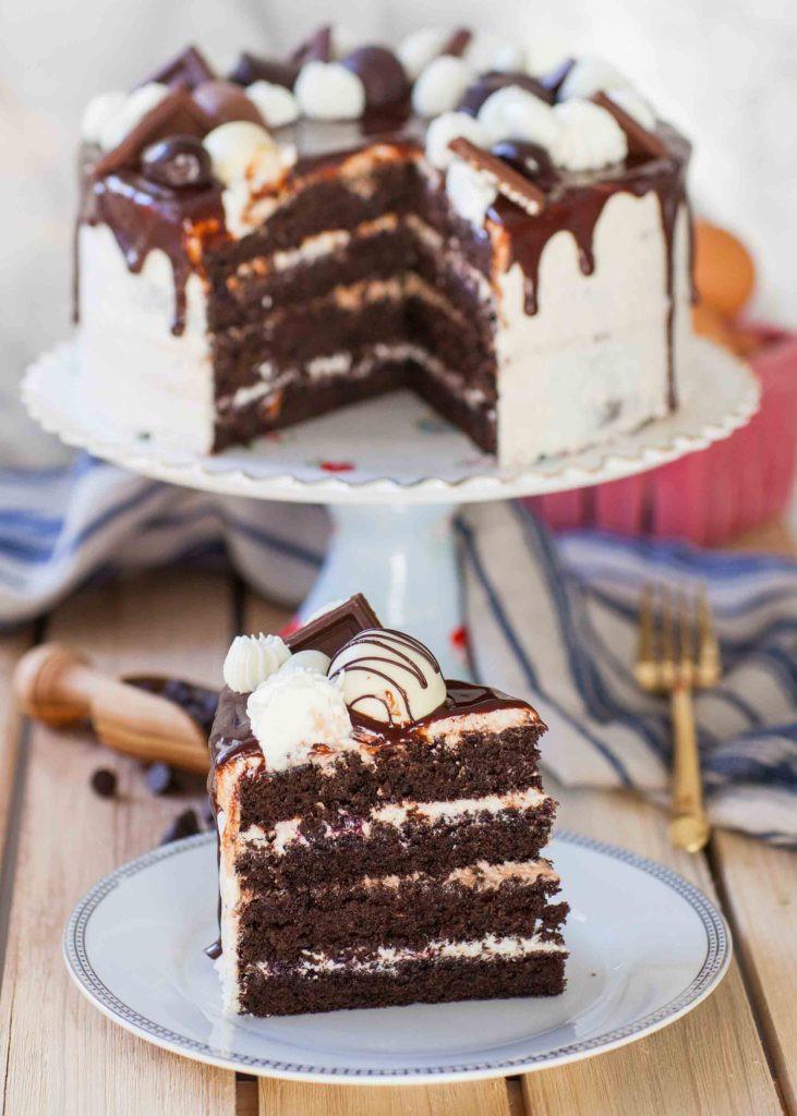 Devil'S Food Cake Recipe  Ultimate Chocolate Sponge Cake Recipe Tatyanas Everyday Food