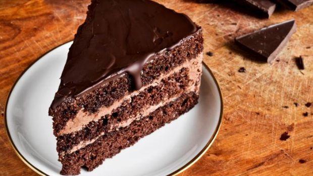 Devil'S Food Cake Recipe  Sour Cream Chocolate Cake Recipe by Divya Burman NDTV Food