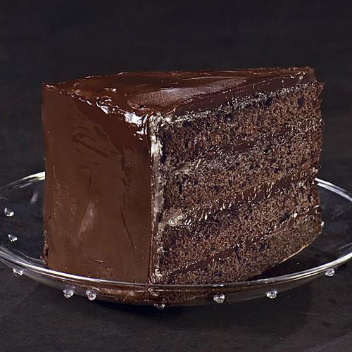 Devil'S Food Cake Recipe  Southern Devil's Food Cake FineCooking