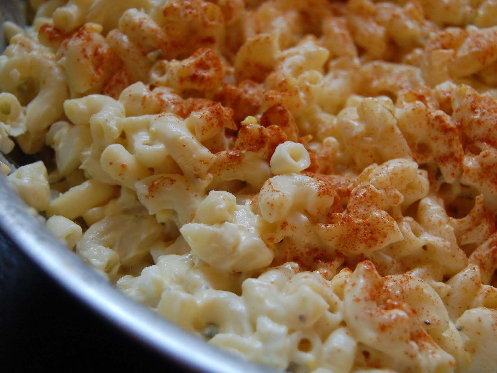 Deviled Eggs Pasta Salad  Cassie Craves Deviled Egg Pasta Salad