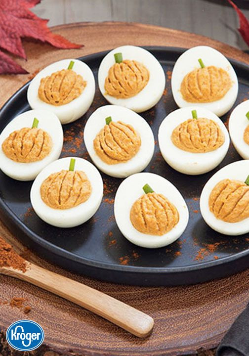 Deviled Eggs Thanksgiving  316 best images about Easy Entertaining Ideas on Pinterest